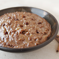 Chorizo & Cinnamon Refried Beans