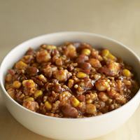 Whole Grain Chili