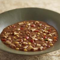 Creamy Pinto Bean Soup