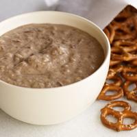 Refried Bean & Cheese Dip