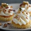Vanilla Pecan Mashed Potato Canapes