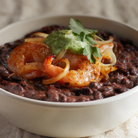 Baja Shrimp & Black Bean Bowl