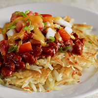 Smothered Hashbrowns