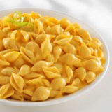 Traditional Three Cheese Mac & Cheese