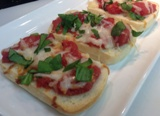 Bruschetta Tomatoes