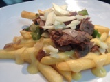 Philly Horse Cheesesteak Fries
