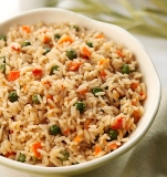 Loaded Asian Stir Fried Rice