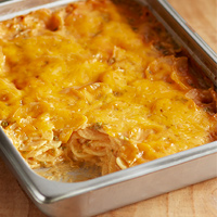 Chipotle Au Gratin Potatoes
