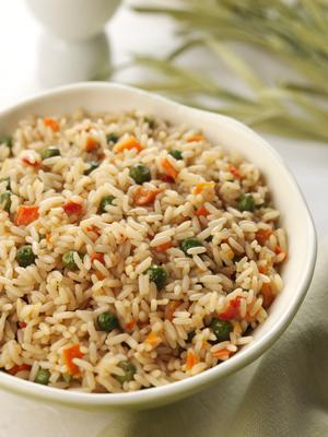 Asian Stir Fried Whole Grain Brown Rice