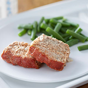 Jalapeno Turkey Meatloaf