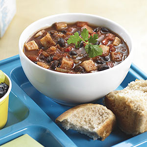 Turkey Chili With Black Beans