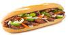 Vietnamese Banh Mi Chicken Sandwich
