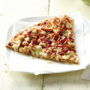 BBQ Turkey Pizza