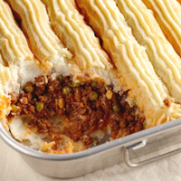 Chili Shepherd's Pie