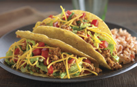 Fiesta Lime Tacos